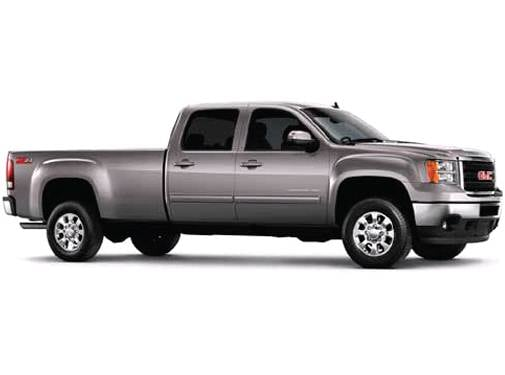 Highest Horsepower Trucks of 2011 - 2011 GMC Sierra 3500 HD Crew Cab