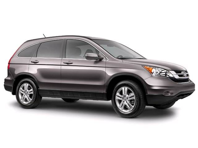 Best Safety Rated SUVS of 2011 - 2011 Honda CR-V