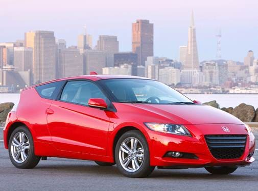 Most Fuel Efficient Coupes of 2011 - 2011 Honda CR-Z