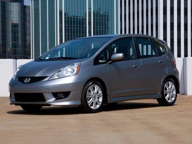 Top Expert Rated Sedans of 2011 - 2011 Honda Fit