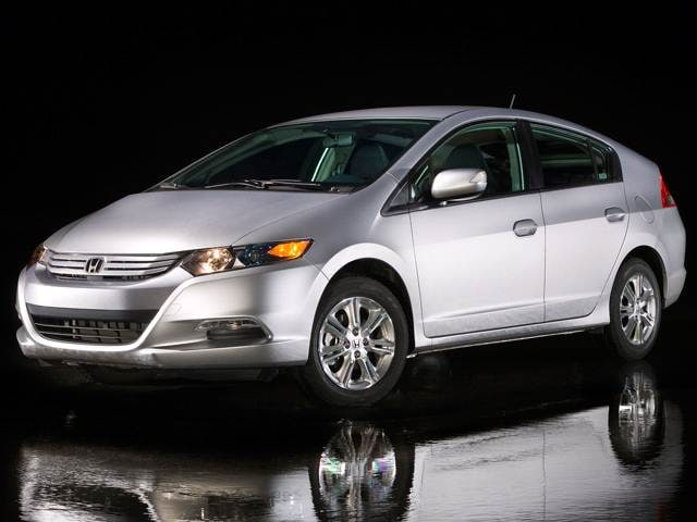 Most Fuel Efficient Sedans of 2011 - 2011 Honda Insight