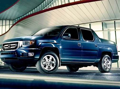 Top Consumer Rated Trucks of 2011 - 2011 Honda Ridgeline