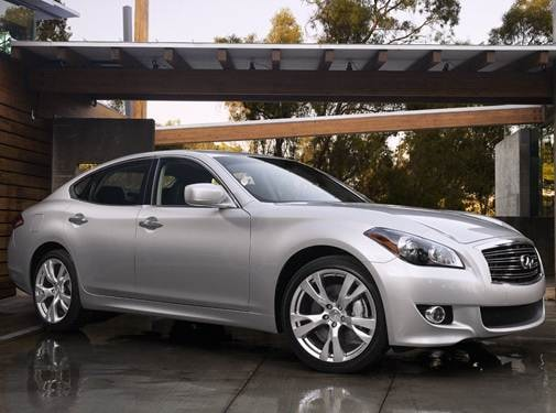 Top Expert Rated Sedans of 2011 - 2011 INFINITI M