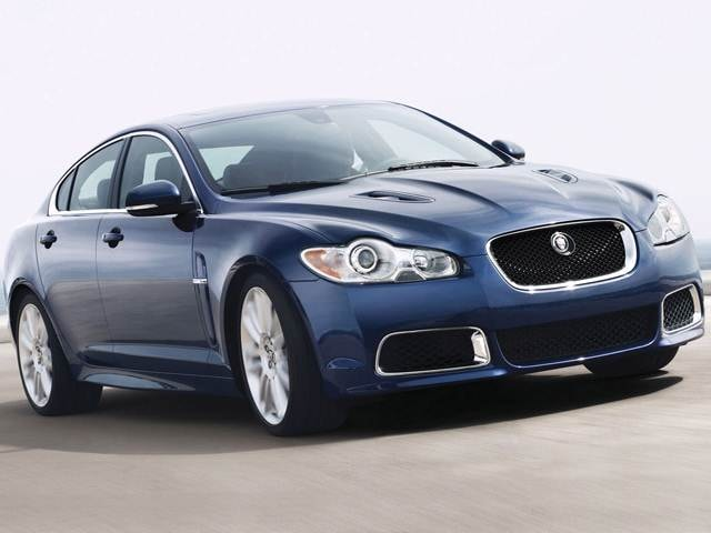 Highest Horsepower Sedans of 2011 - 2011 Jaguar XF