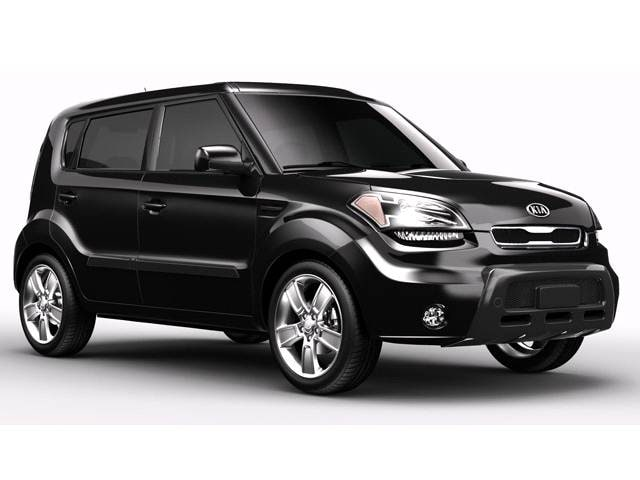 Best Safety Rated Wagons of 2011 - 2011 Kia Soul