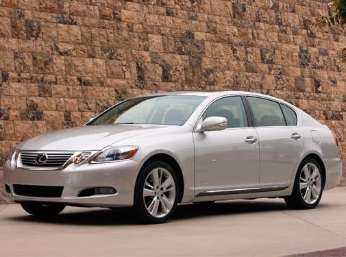 Highest Horsepower Hybrids of 2011 - 2011 Lexus GS