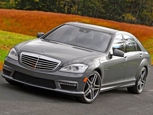 Highest Horsepower Sedans of 2011 - 2011 Mercedes-Benz S-Class