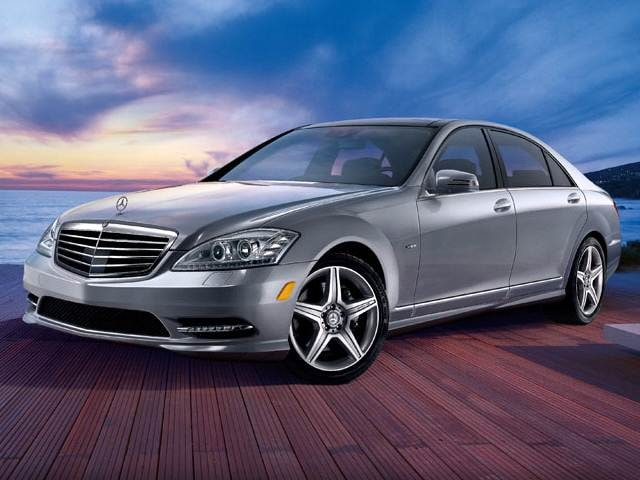 Top Consumer Rated Sedans of 2011 - 2011 Mercedes-Benz S-Class