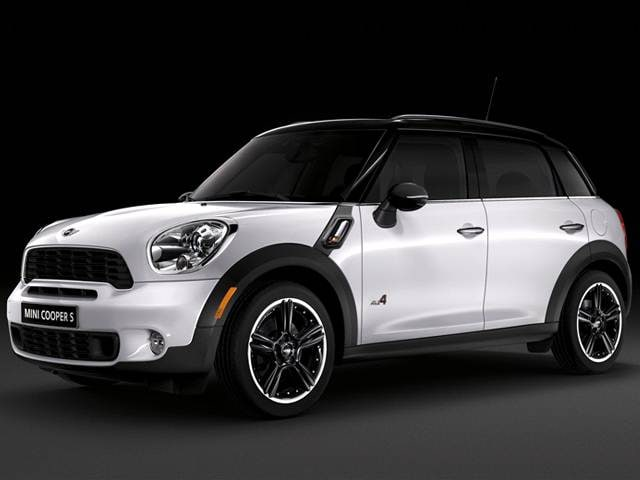 Top Expert Rated Wagons of 2011 - 2011 MINI Countryman