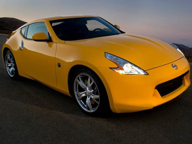 Top Consumer Rated Hatchbacks of 2011 - 2011 Nissan 370Z