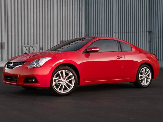 Top Expert Rated Coupes of 2011 - 2011 Nissan Altima