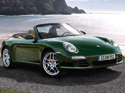 Top Consumer Rated Convertibles of 2011 - 2011 Porsche 911
