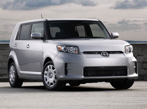 Top Consumer Rated Hatchbacks of 2011 - 2011 Scion xB