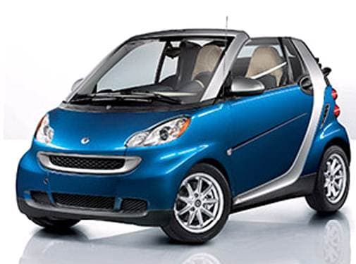 Most Fuel Efficient Convertibles of 2011 - 2011 smart fortwo