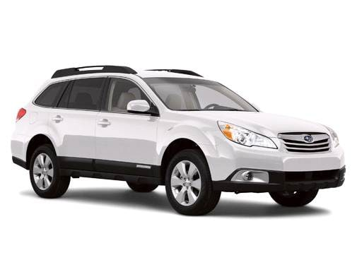 Best Safety Rated Wagons of 2011 - 2011 Subaru Outback
