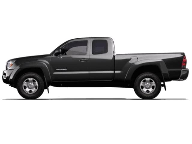 Most Popular Trucks of 2011 - 2011 Toyota Tacoma Access Cab