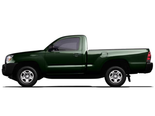 Most Popular Trucks of 2011 - 2011 Toyota Tacoma Regular Cab