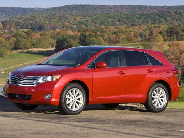 Best Safety Rated Wagons of 2011 - 2011 Toyota Venza