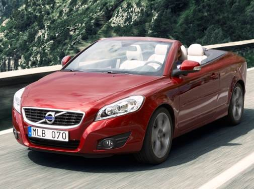 Most Fuel Efficient Convertibles of 2011 - 2011 Volvo C70