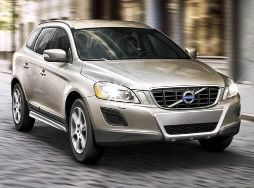 Best Safety Rated SUVS of 2011 - 2011 Volvo XC60
