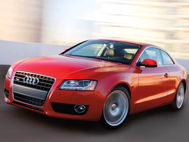 Top Expert Rated Coupes of 2012 - 2012 Audi A5