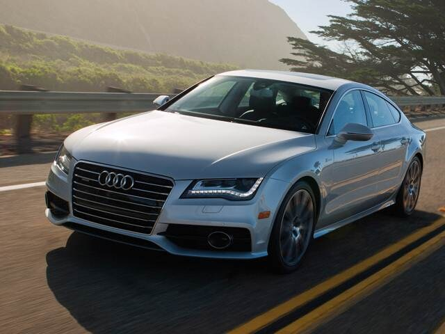 Top Expert Rated Sedans of 2012 - 2012 Audi A7
