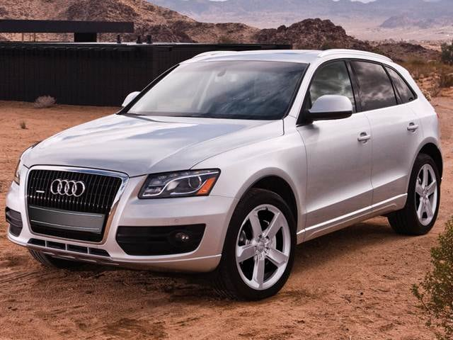 Top Expert Rated Crossovers of 2012 - 2012 Audi Q5