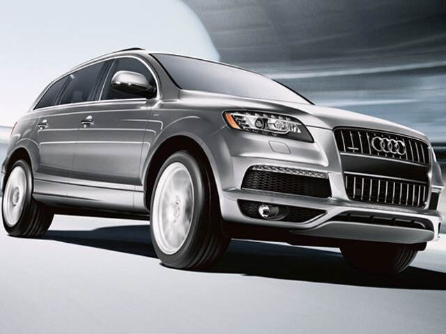 Top Expert Rated Crossovers of 2012 - 2012 Audi Q7