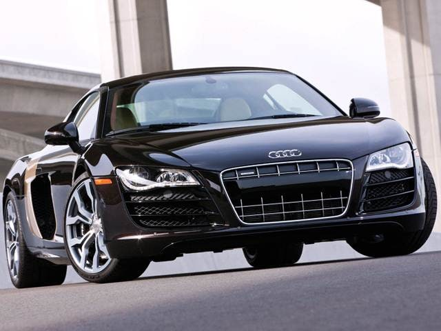 Top Expert Rated Coupes of 2012 - 2012 Audi R8