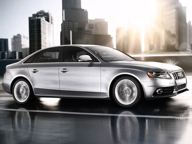Top Consumer Rated Sedans of 2012 - 2012 Audi S4