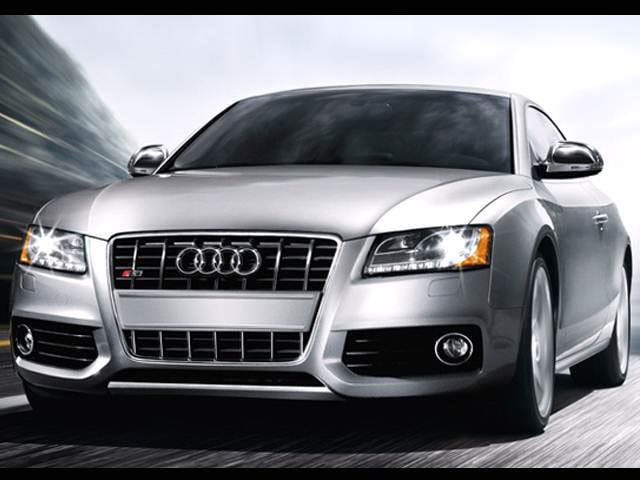 Top Expert Rated Coupes of 2012 - 2012 Audi S5