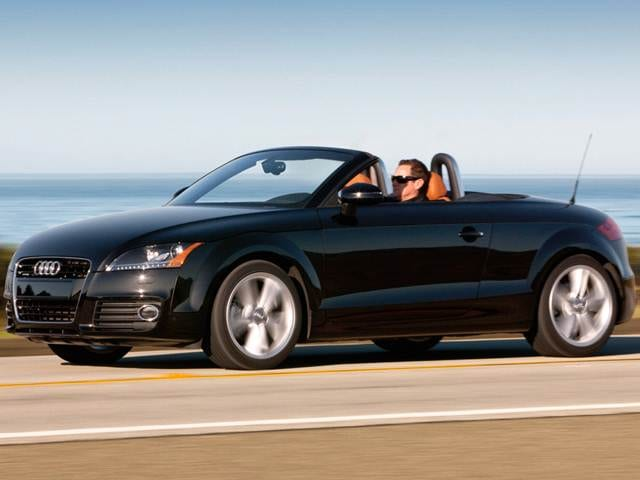 Most Fuel Efficient Convertibles of 2012 - 2012 Audi TT