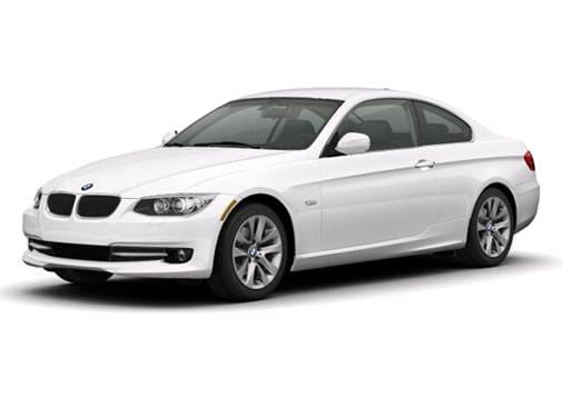 Top Expert Rated Coupes of 2012 - 2012 BMW 3 Series
