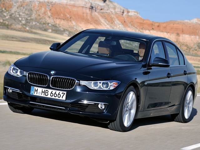 Best Safety Rated Sedans of 2012 - 2012 BMW 3 Series