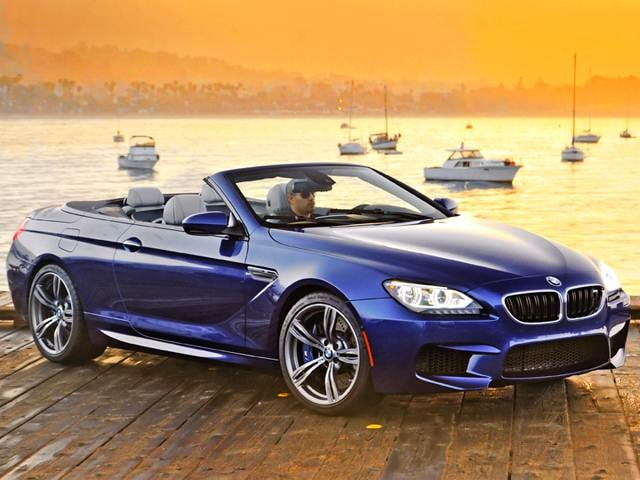 Top Consumer Rated Convertibles of 2012 - 2012 BMW M6