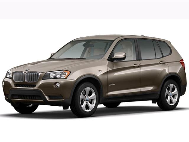 Top Expert Rated SUVS of 2012 - 2012 BMW X3