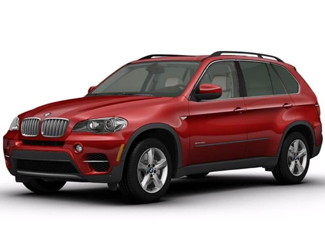 Highest Horsepower SUVS of 2012 - 2012 BMW X5 M