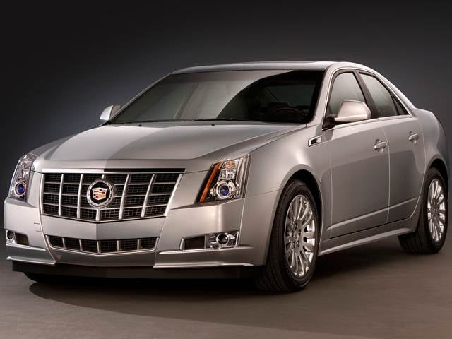 Best Safety Rated Sedans of 2012 - 2012 Cadillac CTS