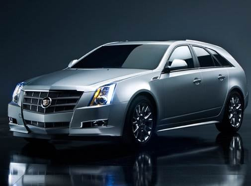 Most Popular Wagons of 2012 - 2012 Cadillac CTS