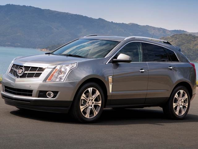 Best Safety Rated SUVS of 2012 - 2012 Cadillac SRX