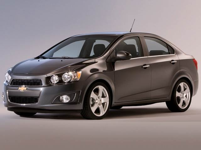 Best Safety Rated Sedans of 2012 - 2012 Chevrolet Sonic