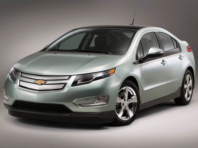 Best Safety Rated Hatchbacks of 2012 - 2012 Chevrolet Volt