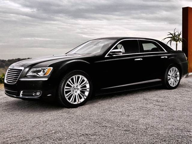 Best Safety Rated Sedans of 2012 - 2012 Chrysler 300