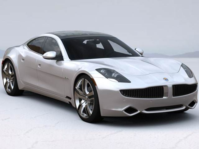 Most Fuel Efficient Electric Cars of 2012 - 2012 Fisker Karma