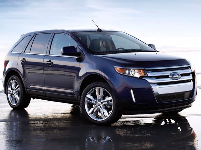 Top Expert Rated SUVS of 2012 - 2012 Ford Edge