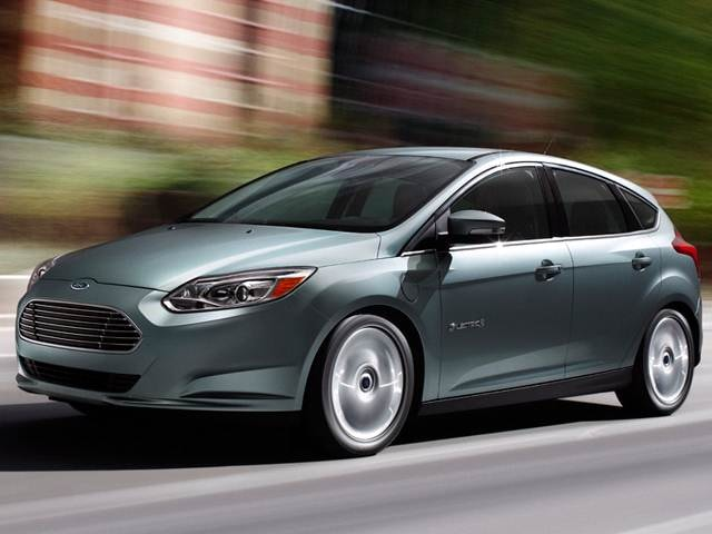 Most Fuel Efficient Electric Cars of 2012 - 2012 Ford Focus