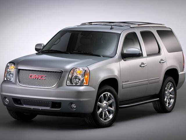 Highest Horsepower SUVS of 2012 - 2012 GMC Yukon