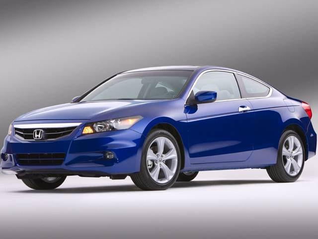 Top Expert Rated Coupes of 2012 - 2012 Honda Accord