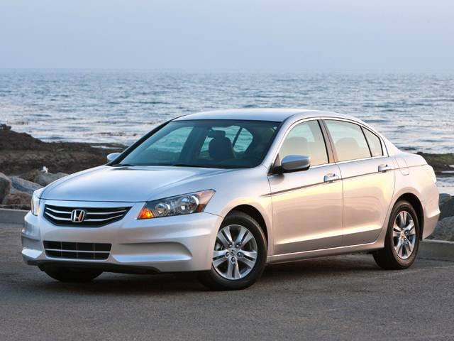 Best Safety Rated Sedans of 2012 - 2012 Honda Accord