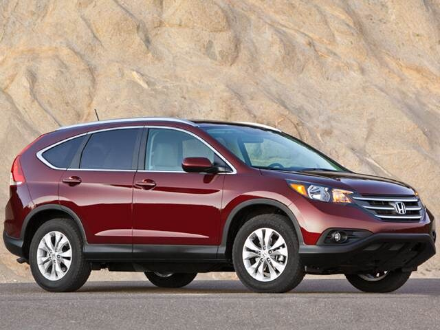 Most Fuel Efficient Crossovers of 2012 - 2012 Honda CR-V